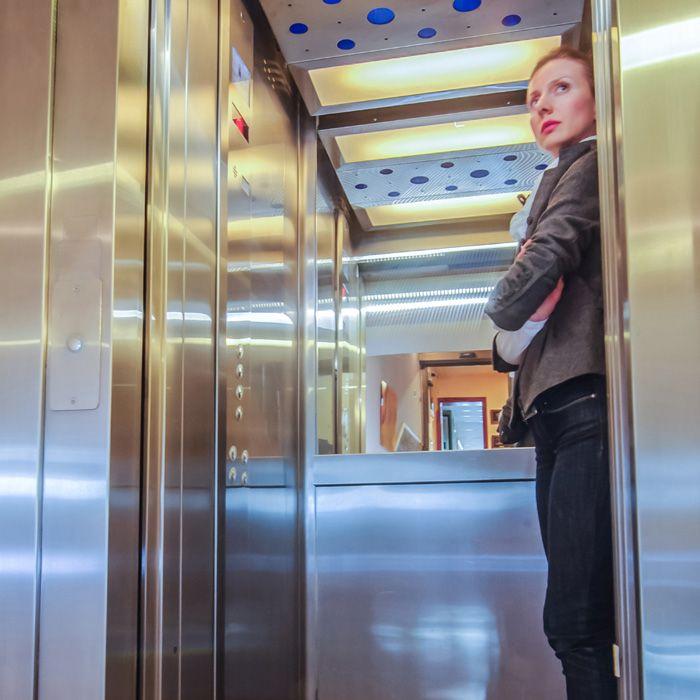 Aufzug Ausstattung Design