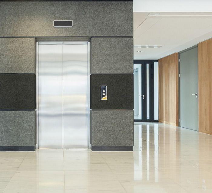 Aufzug Bürogebäude