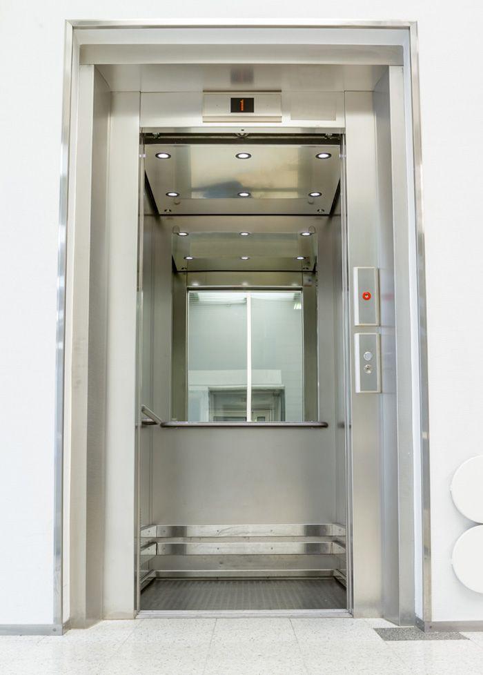 Aufzug Design Ausstattung