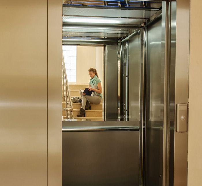 Aufzug Kabine