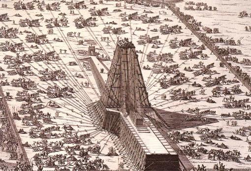 Domenico Fontana Obelisk